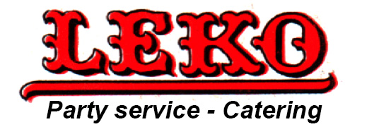 Leko Catering – Party Service
